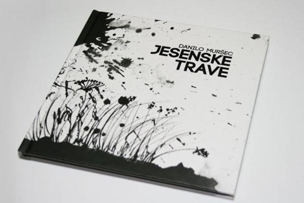 Pesniška zbirka Jesenske trave
