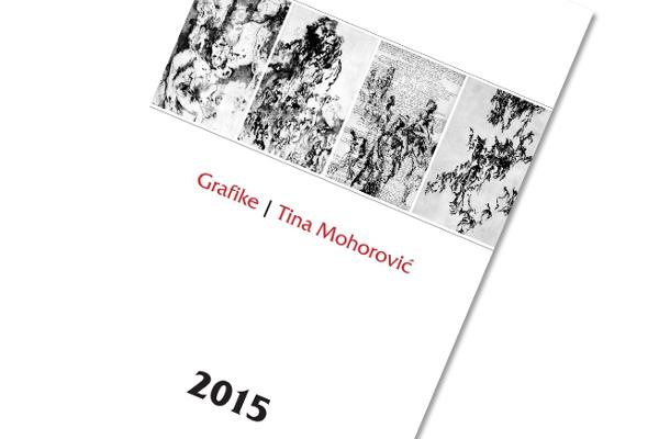 Koledar GRAFIKE 2015 Tina Mohorović