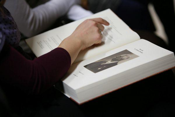 Knjiga Moje življenje dr. Ožbolta Ilauniga