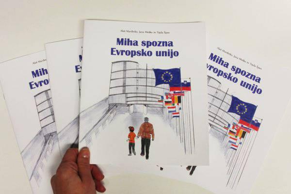 Miha spozna Evropsko unijo