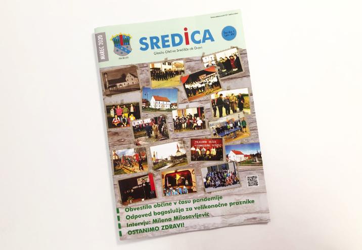 SREDiCA - glasilo Občine Središče ob Dravi