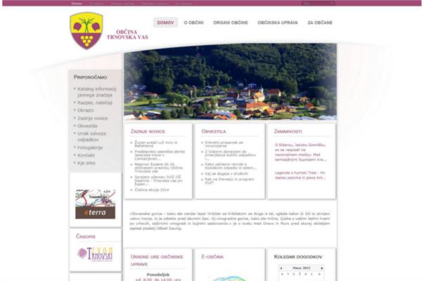 Občina Trnovska vas