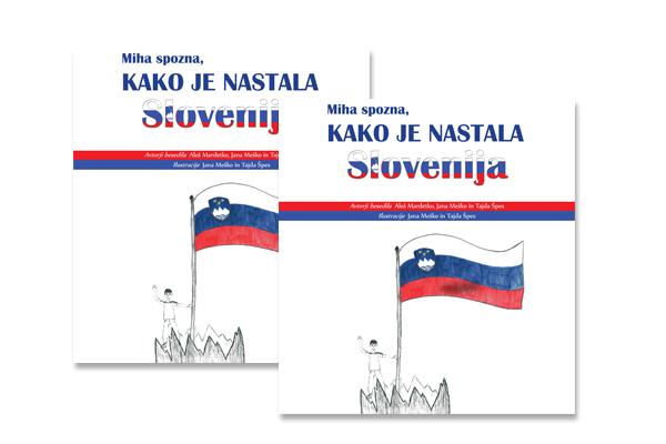 Miha spozna, kako je nastala Slovenija